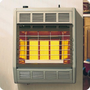 Empire Medium Infrared Wall Heaters